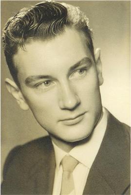 Dziennikarz RWE w Monachium (1952 r)
